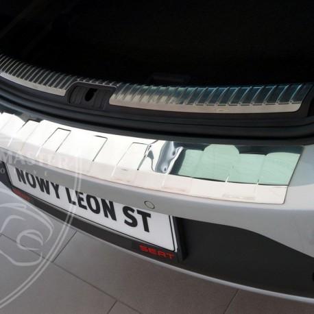 Listwa na zderzak Poler Seat Leon 3 Kombi