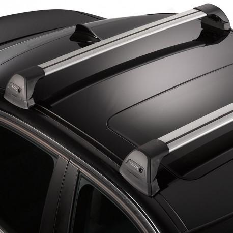 Bagażnik dachowy Flush Bar Renault Clio III