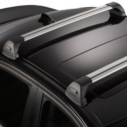 Bagażnik dachowy Flush Bar Renault Clio IV