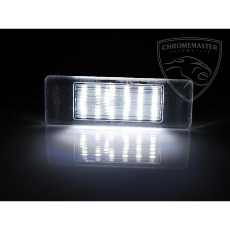 Podświetlenie Rejestracji Led Citroen C5 Chromemaster Automotive