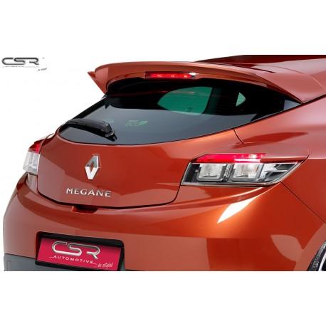 Spoiler tylne skrzydło spojlera Renault Megane - Chromemaster Automotive