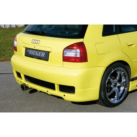 Zderzak Tylny S3 Look Audi A3 8l Chromemaster Automotive