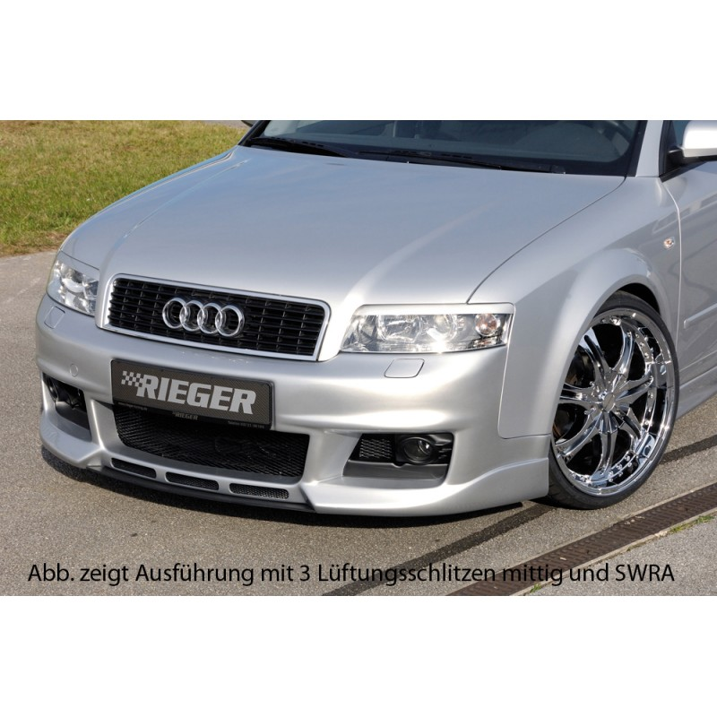 Zderzak Przedni Audi A4 B6 Chromemaster Automotive