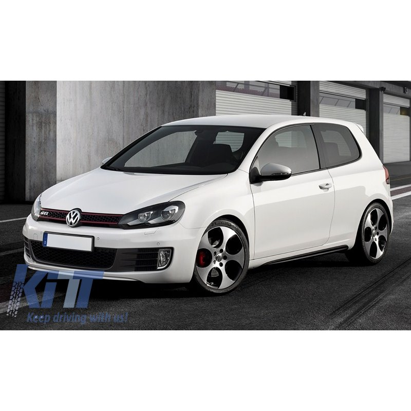 zestaw ospojlerowania vw golf vi 6 gti look chromemaster. Black Bedroom Furniture Sets. Home Design Ideas