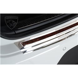 Nakładka profilowana z zagięciem POLER + KARBON Porsche Macan