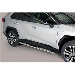 Orurowanie boczne Toyota Rav4 Hybrid 2018+