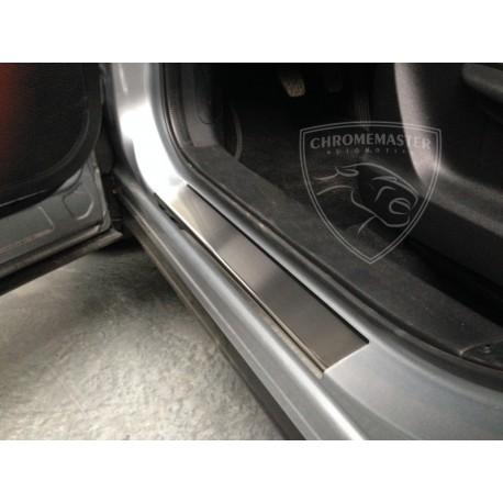 Nakładki progowe (stal) Mazda CX-5
