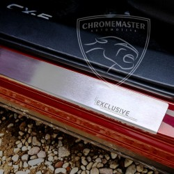 Nakładki progowe Matt + grawer Ford Mondeo III