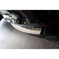 Listwa na zderzak Matt Mercedes C-klasa W205 Kombi