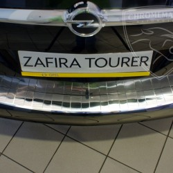 Listwa na zderzak Poler Opel Zafia C Tourer
