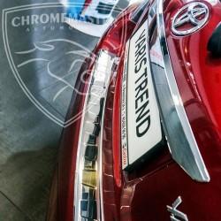 Listwa na zderzak Poler Toyota Yaris 3