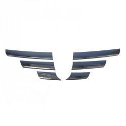 Listwy atrapy przedniej Dacia Logan
