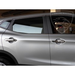 Nakładki na klamki Nissan Qashqai II