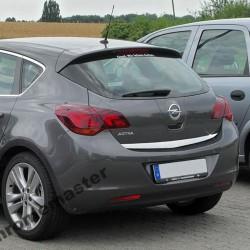Listwa na klapę bagażnika Opel Astra IV