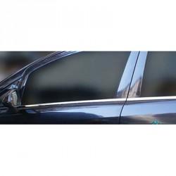 Listwy pod szyby boczne Peugeot 208