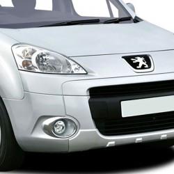 Ramki halogenów Peugeot Partner Tepee