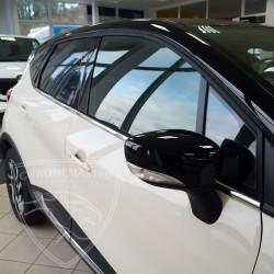 Listwy pod szyby boczne Renault Captur