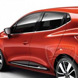 Listwy pod szyby boczne Renault Clio IV