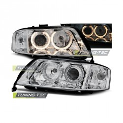 Lampy przednie Audi A6 C5