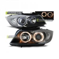 Lampy przednie BMW E90