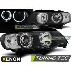 Lampy przednie BMW X5 E53 Xenon