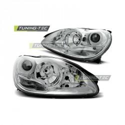 Lampy przednie Mercedes S-klasa W220