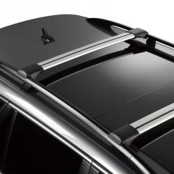 Bagażnik dachowy Rail Bar Peugeot 407