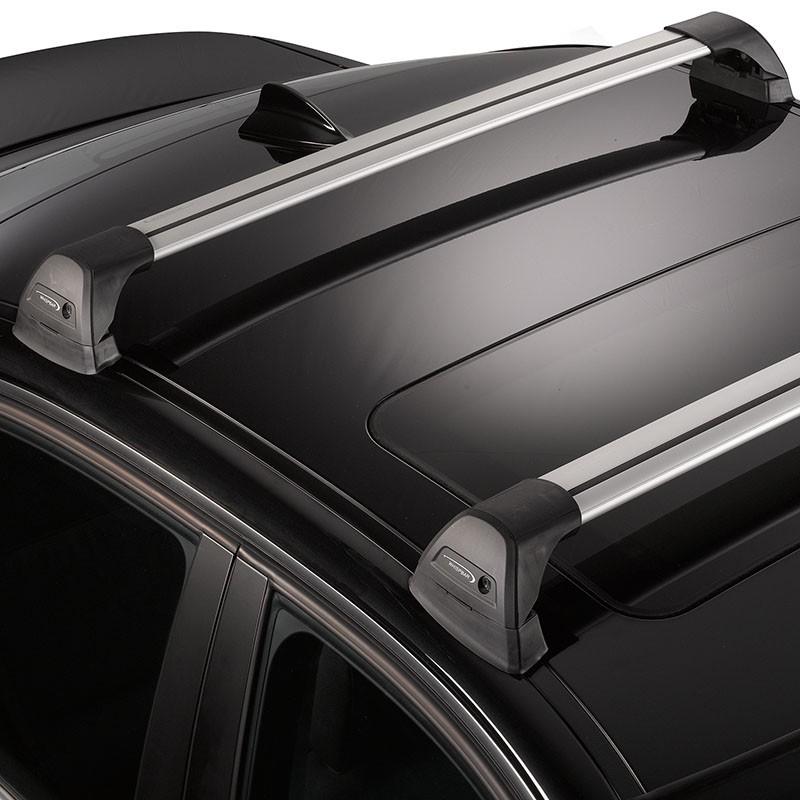 Bagażnik dachowy Flush Bar Opel Zafira C Tourer