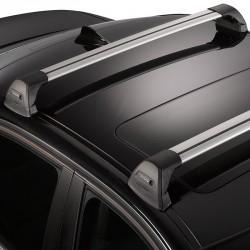 Bagażnik dachowy Flush Bar Nissan Navara D40