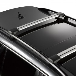 Bagażnik dachowy Rail Bar Nissan X-Trail III