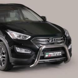 Orurowanie przednie z homologacją EC Hyundai Santa Fe 76mm