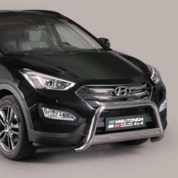 Orurowanie przednie z homologacją EC Hyundai Santa Fe 63mm
