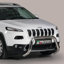 Orurowanie przednie z homologacją EC Jeep New Cherokee 76mm