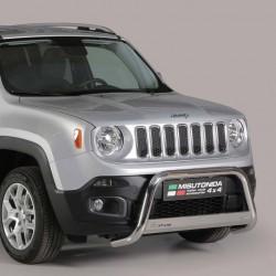 Orurowanie przednie z homologacją EC Jeep Renegade 63mm