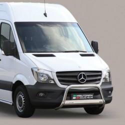 Orurowanie przednie z homologacją EC Mercedes Sprinter W906 63mm