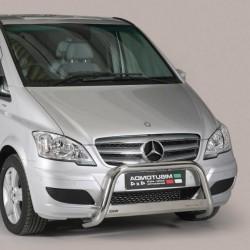 Orurowanie przednie z homologacją EC Mercedes Vito / Viano W639 63mm
