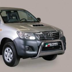 Orurowanie przednie z homologacją EC Toyota Hilux VII 63mm