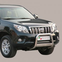 Orurowanie przednie z homologacją EC Toyota Land Cruiser 150 63mm