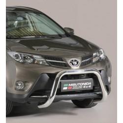 Orurowanie przednie z homologacją EC Toyota Rav4 IV 76mm