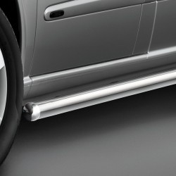 Orurowanie boczne Nissan Qashqai