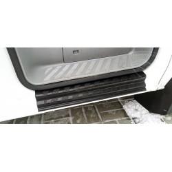Nakładki progowe ABS Volkswagen Crafter