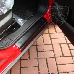 Nakładki progowe ABS Peugeot Bipper