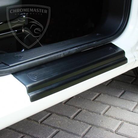 Nakładki progowe ABS Fiat Fiorino