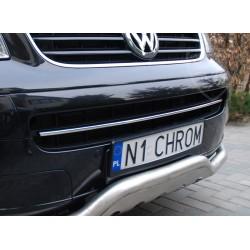 Listwa atrapy zderzaka przedniego Volkswagen T5