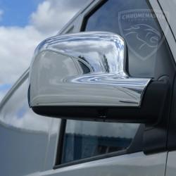 Nakładki na lusterka Volkswagen T5 Chrom