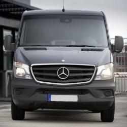 Ramka atrapy przedniej Mercedes Sprinter W906 FL