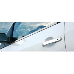 Listwy pod szyby boczne Ford Fiesta VI