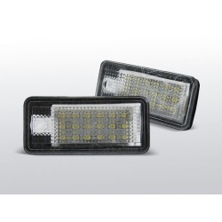 Podświetlenie rejestracji LED Audi A3 8P