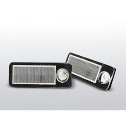 Podświetlenie rejestracji LED Audi A6 C5