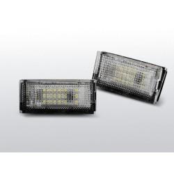 Podświetlenie rejestracji LED BMW E46